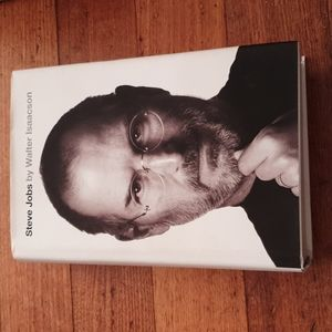 Steve Jobs Exclusive Biography Book by Walter Isaacson